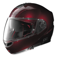 Nolan N104 Absolute Wine Cherry Full Face Helmet