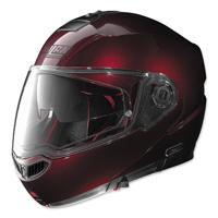 Nolan N104 Absolute Wine Cherry Full Face Helmet