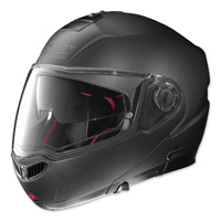 Nolan N104 Absolute Black Graphite Full Face Helmet