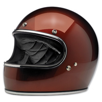 Biltwell Inc. Gringo Bourbon Metallic Full Face Helmet
