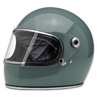 Biltwell Inc. Gringo S Gloss Agave Full Face Helmet