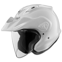 Arai CT-Z Diamond White Open Face Helmet