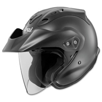 Arai CT-Z Black Frost Open Face Helmet
