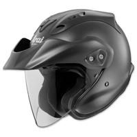 Arai CT-Z Black Frost Open Face Helmet