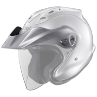Arai CT-Z Replacement Aluminum Silver Visor