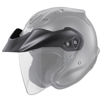 Arai CT-Z Replacement Black Frost Visor