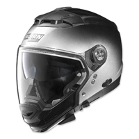 Nolan N44 EVO Silver Fade Modular Helmet