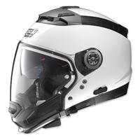 Nolan N44 EVO Metallic White Modular Helmet