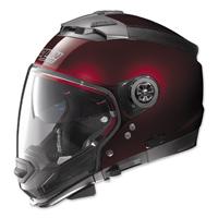 Nolan N44 EVO Wine Cherry Modular Helmet