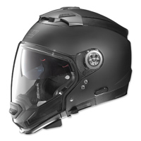 Nolan N44 EVO Flat Black Modular Helmet