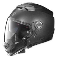 Nolan N44 EVO Black Graphite Modular Helmet