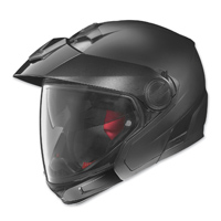 Nolan N40 Full MCS 2 Flat Black Modular Helmet