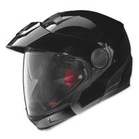 Nolan N40 Full MCS 2 Gloss Black Modular Helmet