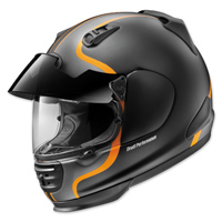 Arai Defiant Pro-Cruise Bold Orange Full Face Helmet
