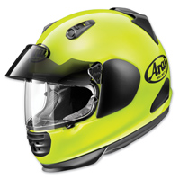 Arai Defiant Pro-Cruise Flourescent Yellow Full Face Helmet