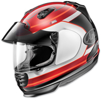 Arai Defiant Pro-Cruise Timeline Red Full Face Helmet
