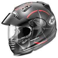Arai Defiant Pro-Cruise Mantiz Red Full Face Helmet