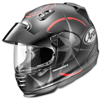 Arai Defiant Pro-Cruise Mantiz Red Full Face Helmet
