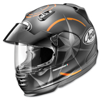Arai Defiant Pro-Cruise Mantiz Orange Full Face Helmet