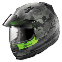 Arai Defiant Pro-Cruise Mimetic Green Frost Full Face Helmet