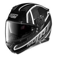 Nolan N87 Harp Black/White Full Face Helmet