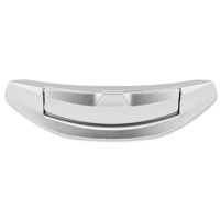 Arai Corsair-X Replacement Aluminum Silver Chin Vent
