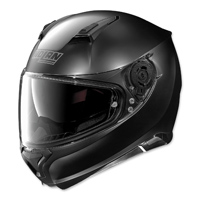 Nolan N87 Flat Black Full Face Helmet