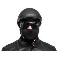Black Brand Thermal Lined Black Balaclava
