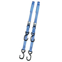 ANCRA Blue Tie-Downs
