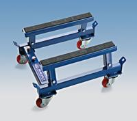 K&L Supply Co. Adjustable Shop Dolly