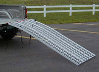Five Star Manufacturing 9′ Long 3-Piece Combo Motorcycle Ramp