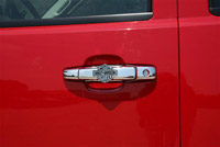 Harley-Davidson Bar & Shield Chrome Door Handle for Ford F150