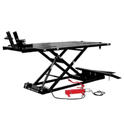 Titan Lifts Black 1500XLT Motorcycle Lift
