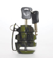 Deemeed Camouflaged Grenade Disc Lock