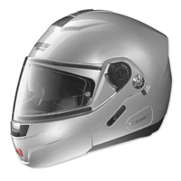 Nolan N91 Platinum Silver Modular Helmet
