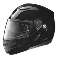 Nolan N91 Gloss Black Modular Helmet