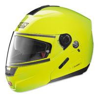 Nolan N91 Hi-Vis Yellow Modular Helmet