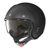 Nolan N21 Durango Flat Black Open Face Helmet