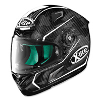 X-Lite X-802RR Marquetry Carbon White Full Face Helmet