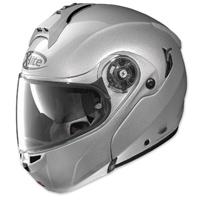 X-Lite X-1004 XCom Silver Modular Helmet