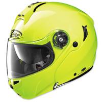 X-Lite X-1004 XCom Fluorescent Yellow Modular Helmet