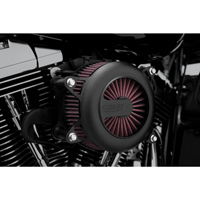 Vance & Hines VO2 Rogue Air Cleaner Kit Black