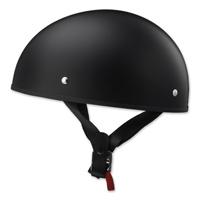 LS2 Stripper Matte Black Half Helmet
