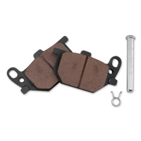 BikeMaster Front or Rear Brake Pads