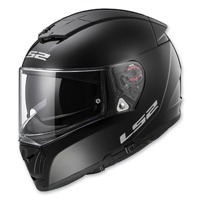 LS2 Breaker Gloss Black Full Face Helmet