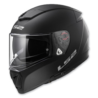 LS2 Breaker Matte Black Full Face Helmet