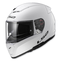 LS2 Breaker White Full Face Helmet