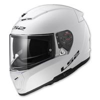 LS2 Breaker White Full Face Helmet
