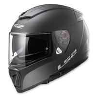 LS2 Breaker Matte Titanium Full Face Helmet