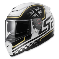LS2 Breaker Classic Full Face Helmet